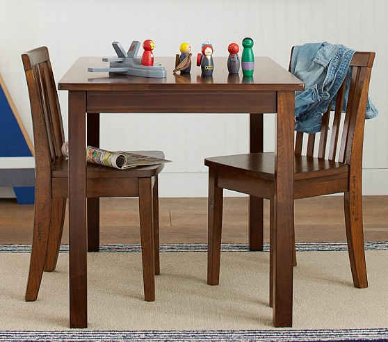 Carolina Small Table & 2 Chairs Set