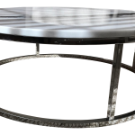 Advantages of choosing a smart round   marble top coffee table