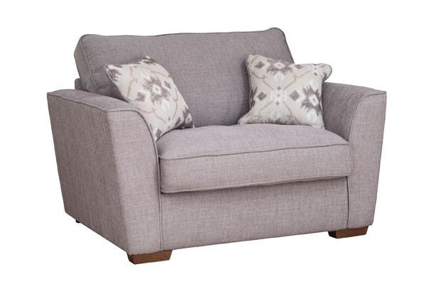 Fairbanks Sumptuous Snuggler Chairs   Super Comfy Cuddle Chairs