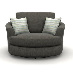Swivel Snuggle Chair   Wayfair.co.uk