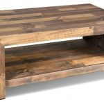 Accent your living room with an solid oak   coffee table