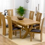 Pros of buying the solid oak dining table   and 6 chairs