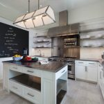 Stainless steel kitchen countertops is   easy to use as well as clean