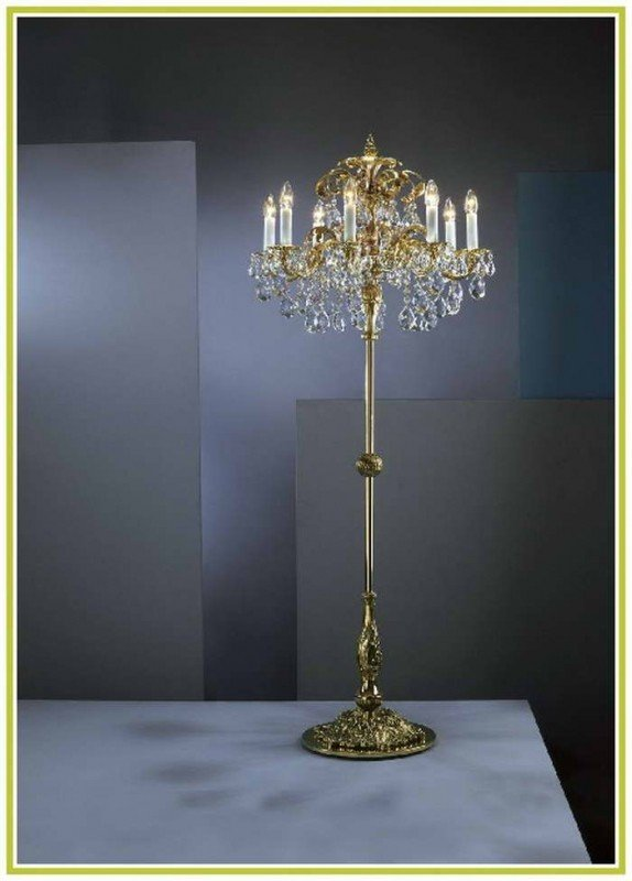 Chandelier Floor Lamps - Ideas on Foter