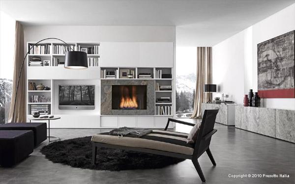 living room storage solutions pari dispari presotto 1.jpg Living Room  Storage Solutions, Ideas