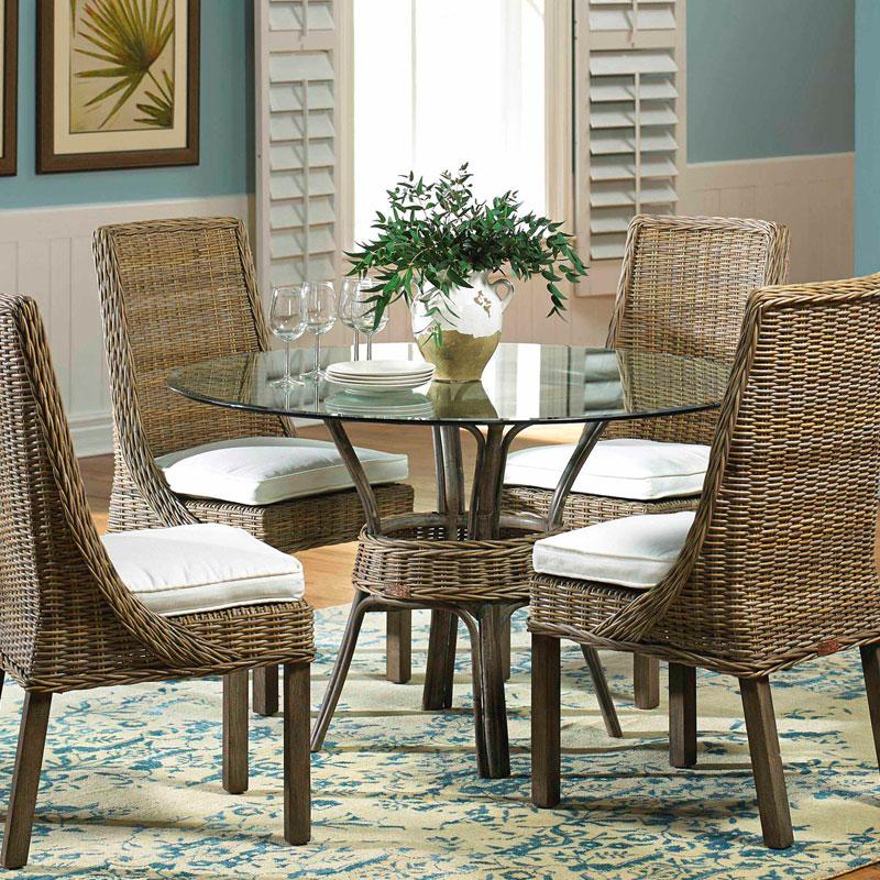 blue sunroom furniture