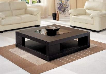Table Pour Salon Table Basse Haute | Maisonjoffrois