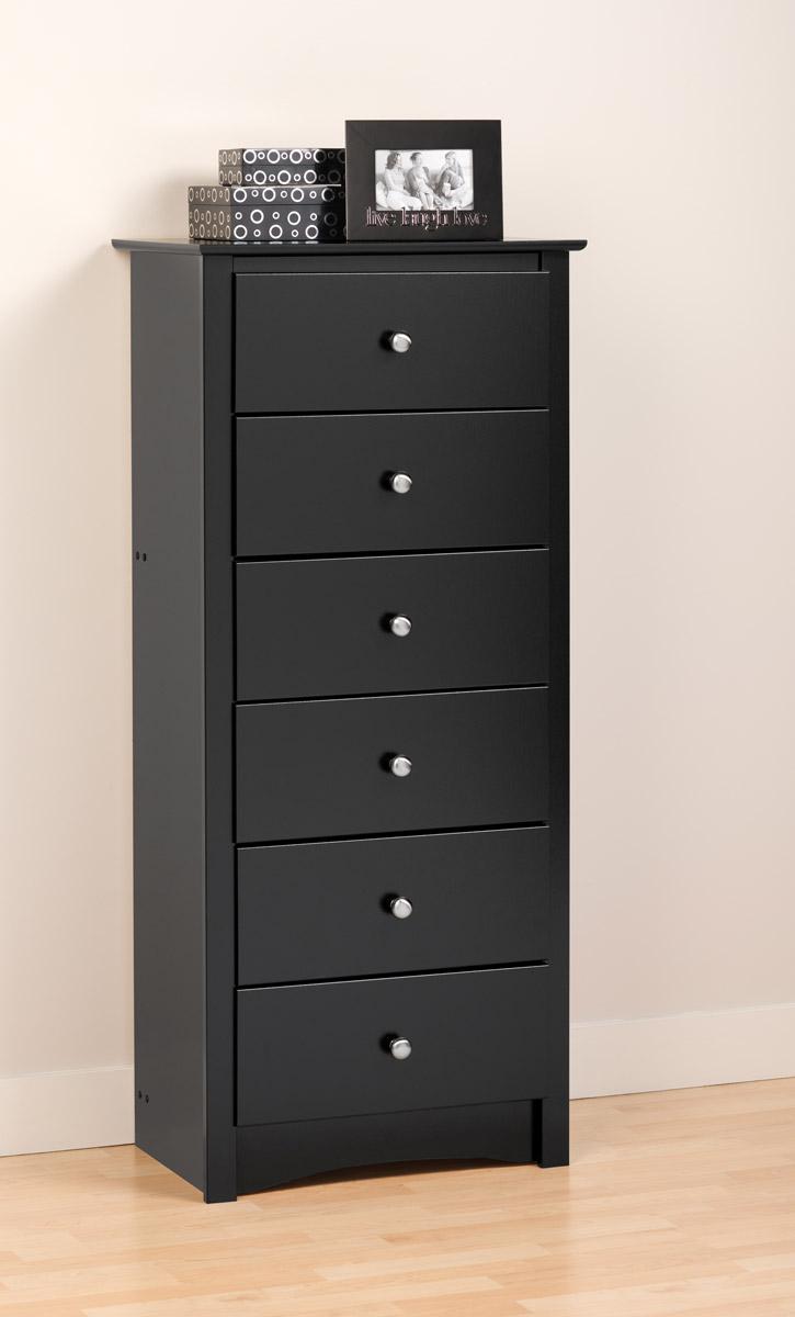 Augusta Tall Lingerie Dresser - PBO229