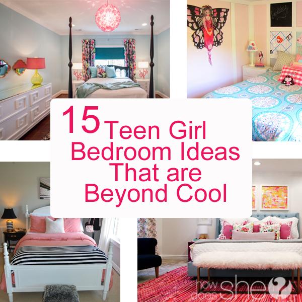 teenage girl bedroom ideas diy