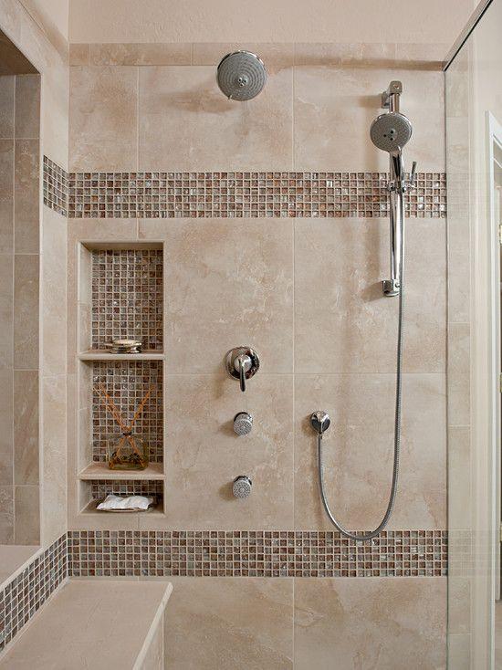 Best 13+ Bathroom Tile Design Ideas | house | Pinterest | Bathroom