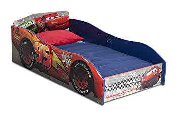 Traveller Location : Delta Children Wood Toddler Bed, Disney/Pixar Cars : Toddler  Beds For Boys : Baby