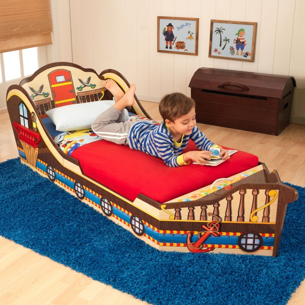 unique beds for toddlers