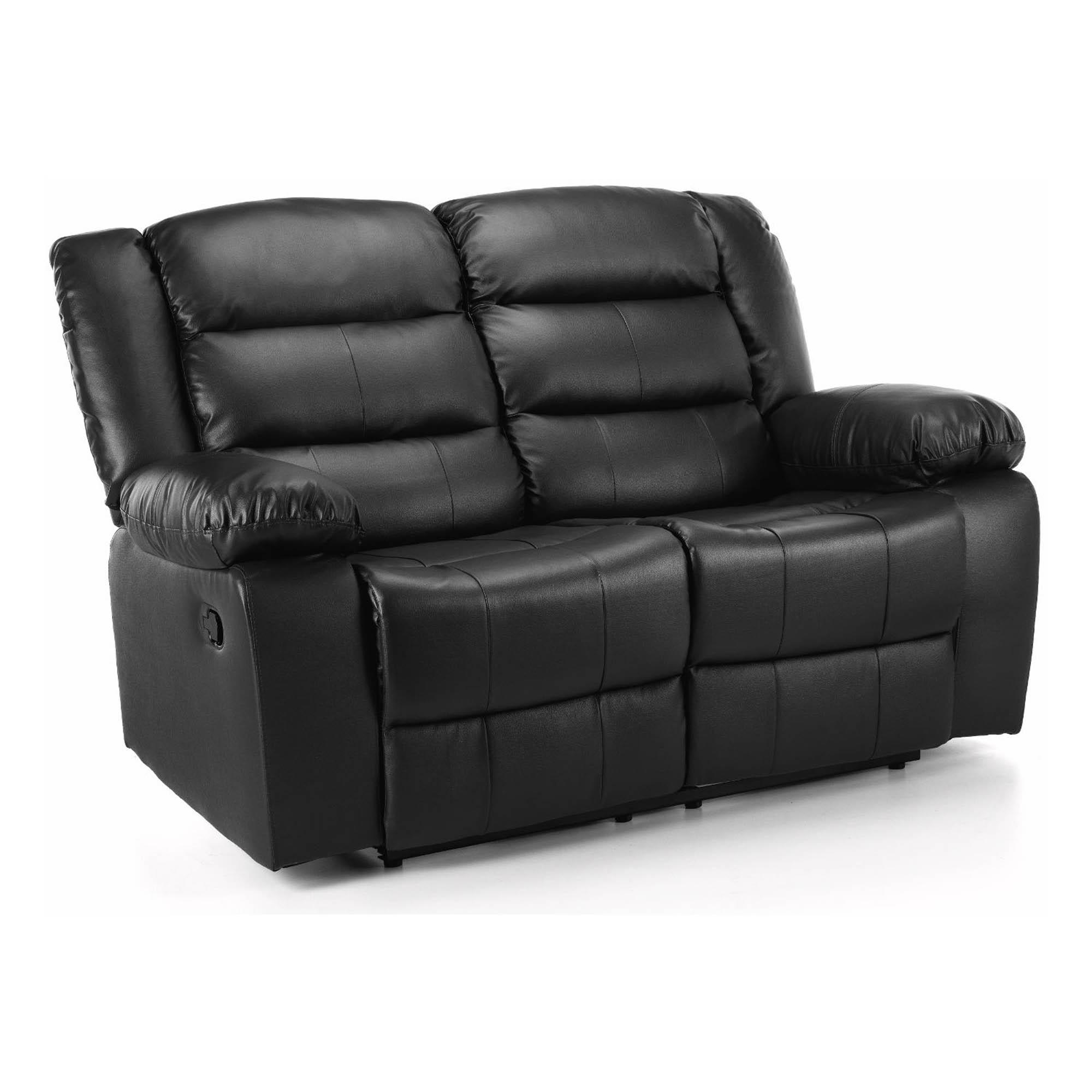 Whitfield 2 Seater Leather Reclining Sofa