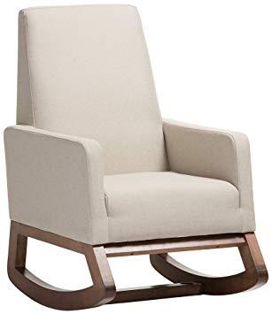 Amazon.com: Baxton Studio Yashiya Mid Century Retro Modern Fabric