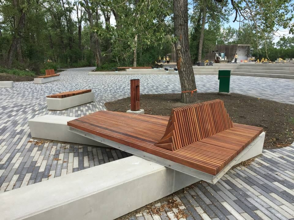 Urban Furniture in Canada >> www.Traveller Location ~ Landscape Architecture  Matters