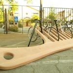 Urban furniture for a modern   look