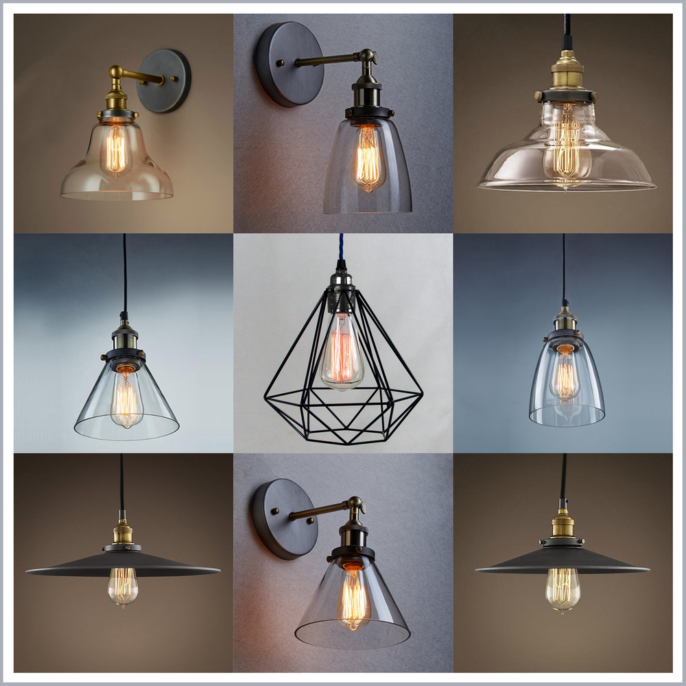 The Retro Boutique - Vintage Light Bulbs & Lighting