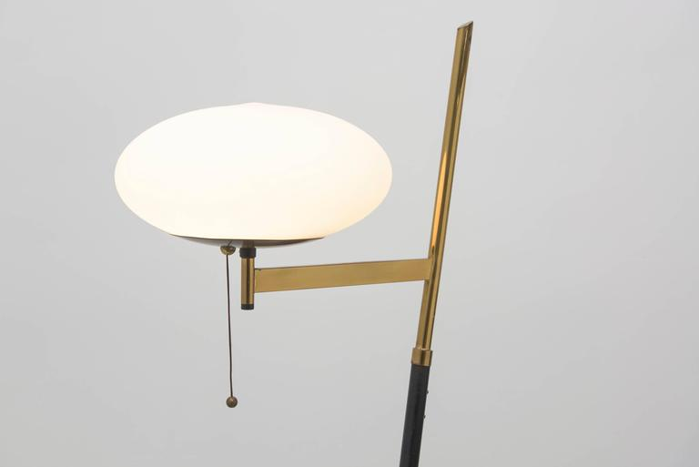 Vintage Italian Mid Century Floor Lamp, style of Arredoluce, 1960s
