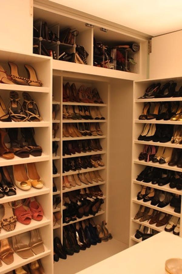 Closet Shoe Rack Shoe Rack For Walk In Closet Linds Interior
