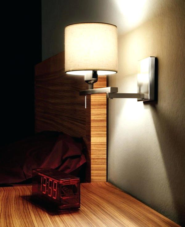 wall mounted lamps for bedroom mesmerizing wall mounted lamps bedroom with  a round lamp shades and