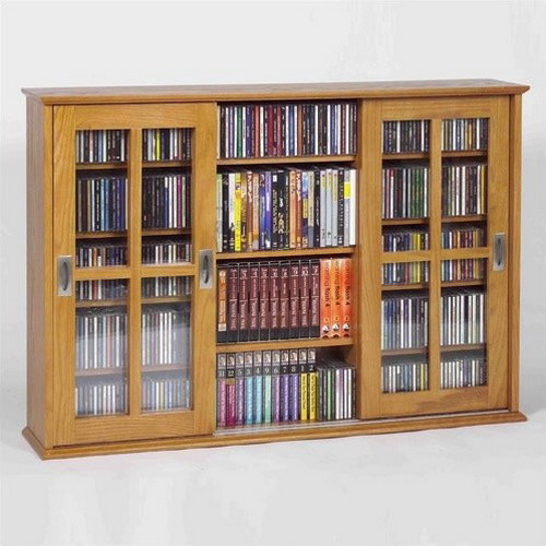 Wall Bookcase With Doors | aionkinahkaufen.com