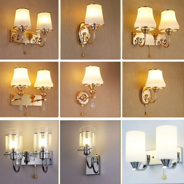 Brilliant Wall Mounted Lamps For Bedroom - Creative Design Ideas