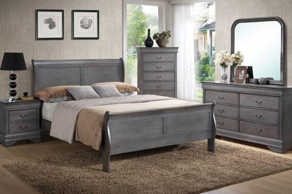 Sulton 5-Piece Queen Bedroom Set
