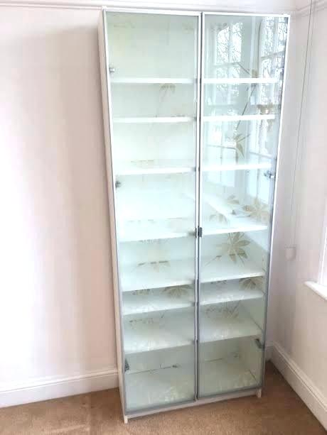 Bookcase With Glass Doors Ikea Bookcase With Glass Doors Awesome