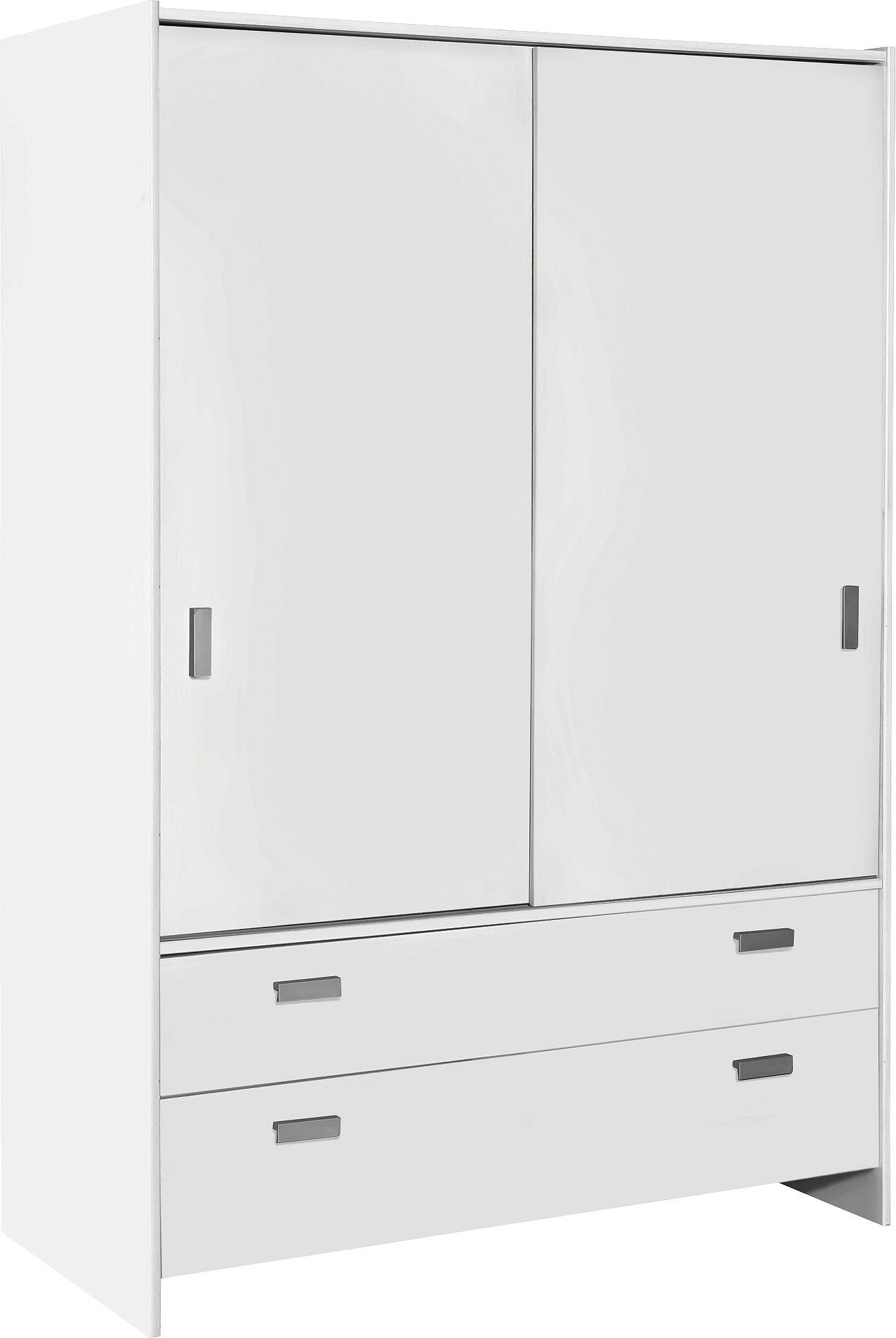 Buy Argos Home Capella 2 Door 2 Drawer Sliding Wardrobe - White