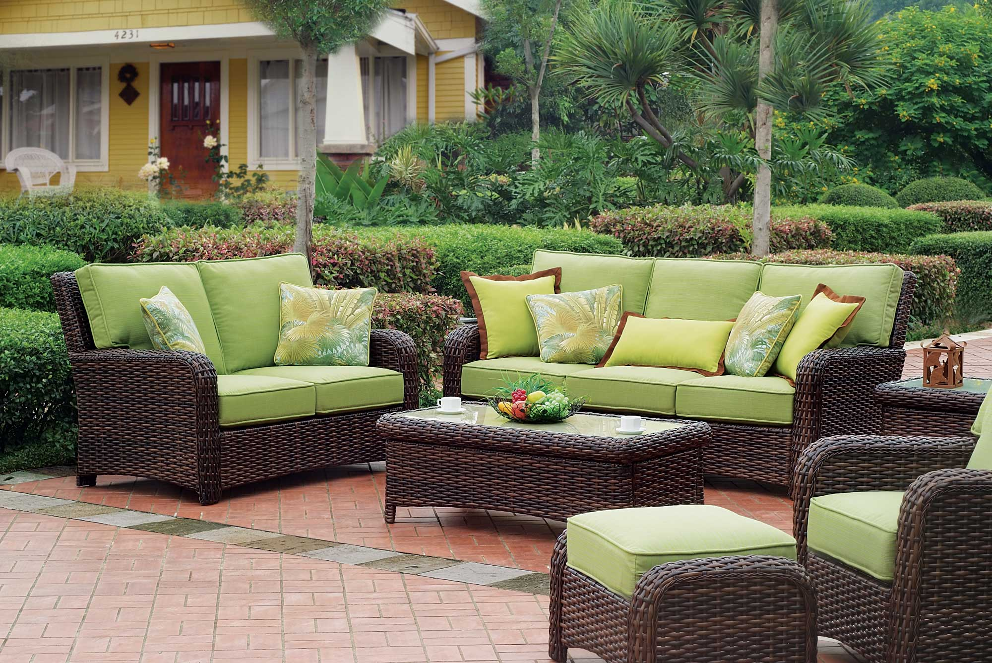 cane outdoor furniture outdoor wicker furniture clearance outdoor wicker  patio furniture