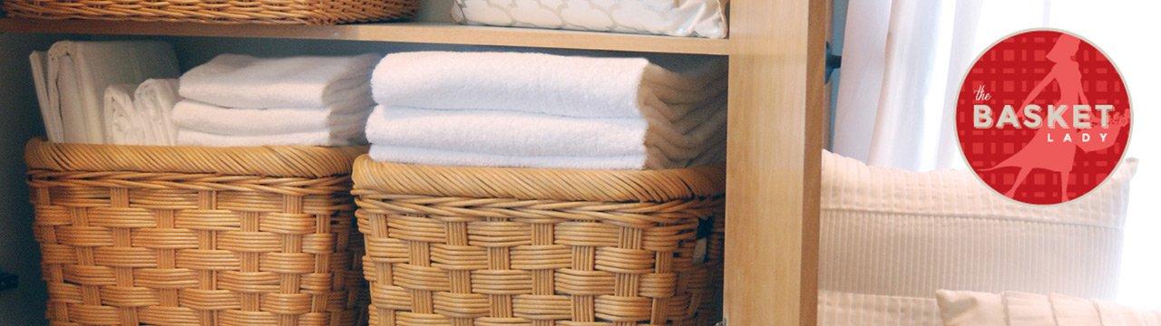 Shelf Storage Baskets