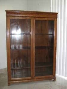 Wooden Bookcases With Glass Doors - Ideas on Foter