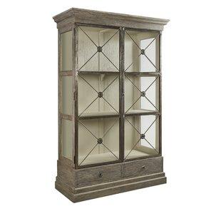 Bookshelf With Glass Doors | Wayfair