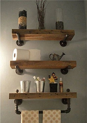 Amazon.com: WGX Design For You Industrial Pipe Shelving Shelves