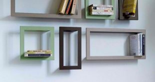 15 Decorative Wooden Wall Shelves | Home Design Lover