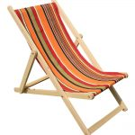 Have more convenience with wooden folding   deck chairs
