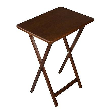 Why should you buy a adjustable wooden   folding tray table ?