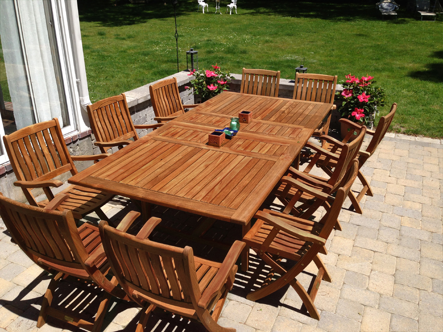 Teak Wood Patio Furniture