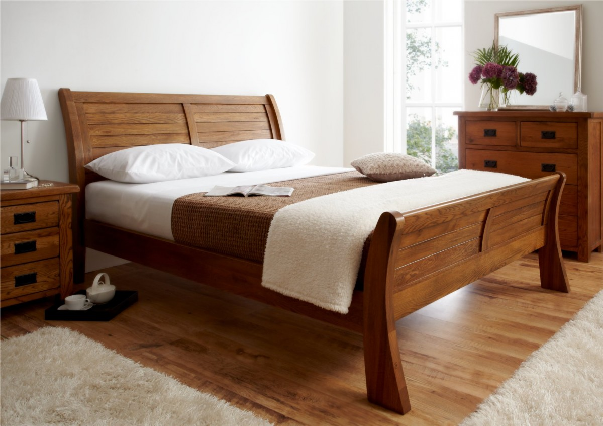 Attractive wooden king size bed frame full size of bed frames:king size bed  sets