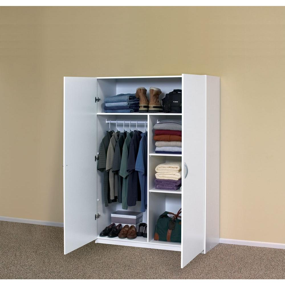 Great Portable Wood Storage Closet Roselawnlutheran portable closets with  doors