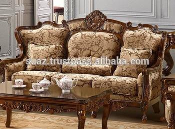 Pakistan Handmade Furniture Sofa Set,Traditional Pakistan Furniture
