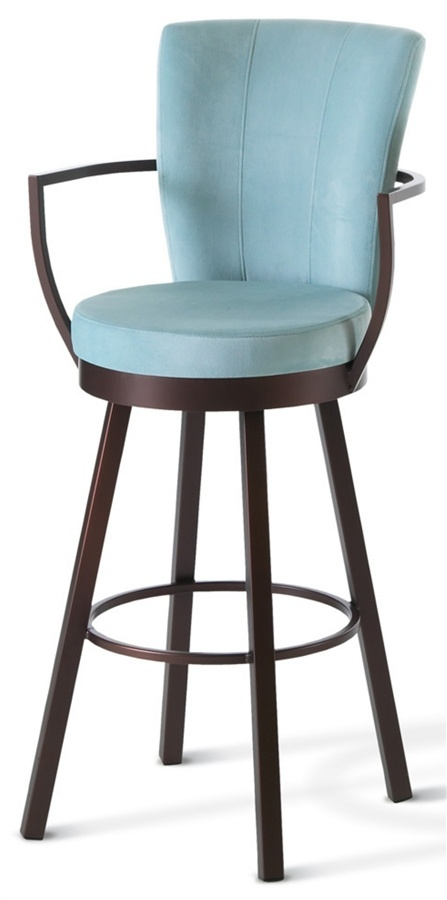 24 Inch Bar Stools With Arms.Leather Swivel Bar Stools Foter. Wooden