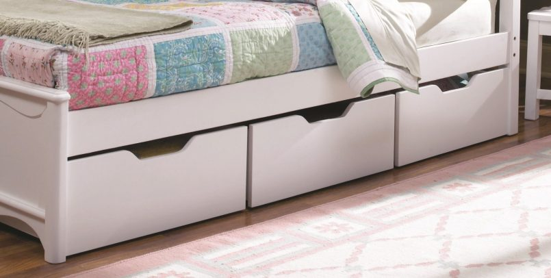 Bedroom Under Futon Storage Drawers Plastic Under Bed Storage