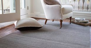 Living room carpet Nordic modern simplicity India imported pure wool