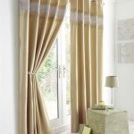 Creating a look with faux silk curtains