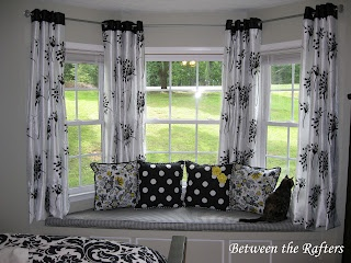 Amazing 25+ best ideas about Bay Window Curtains on Pinterest | Bay window kitchen bay window curtains