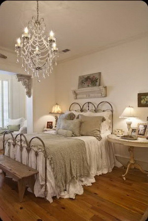 Amazing 30 Shabby Chic Bedroom Ideas - Decor and Furniture for Shabby Chic shabby chic bedroom