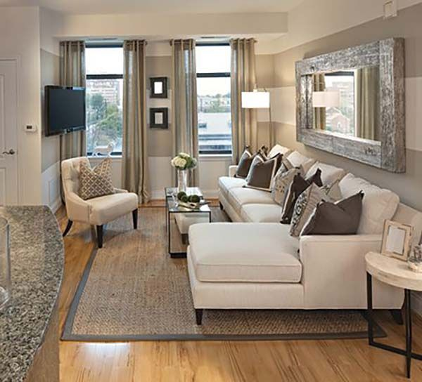 Amazing 38 Small yet super cozy living room designs small living room designs