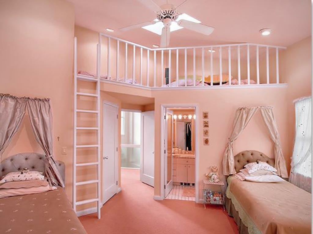 Amazing 55 Room Design Ideas for Teenage Girls teenage girl room accessories