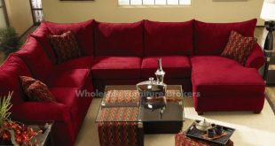 Amazing Baby couch · Digginu0027 the red sectional ... red sectional sofa